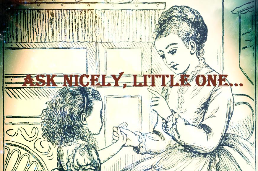 Help Them Be Civil: Teach Your Children to Speak Politely